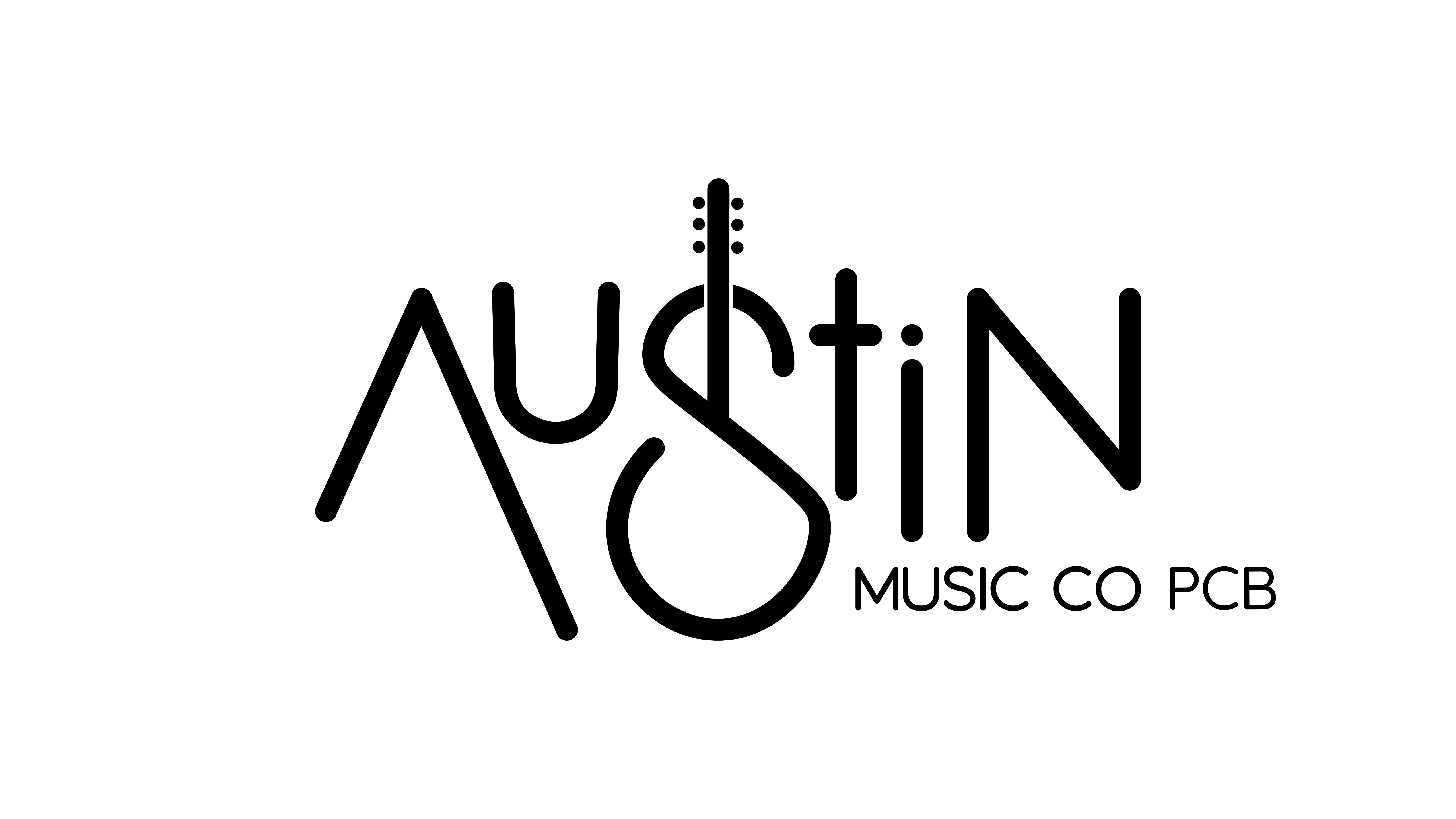 Austin Music Co PCB-Music Store and School